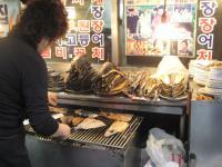 焼き魚のお店
