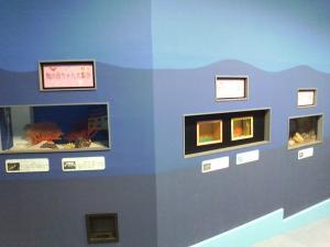 展示ホール