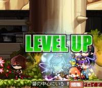騎士団の要塞第2訓練場にてレベアップ!