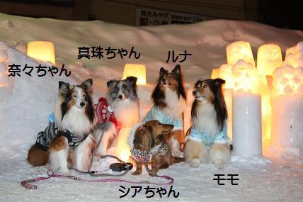 小樽雪あかり6