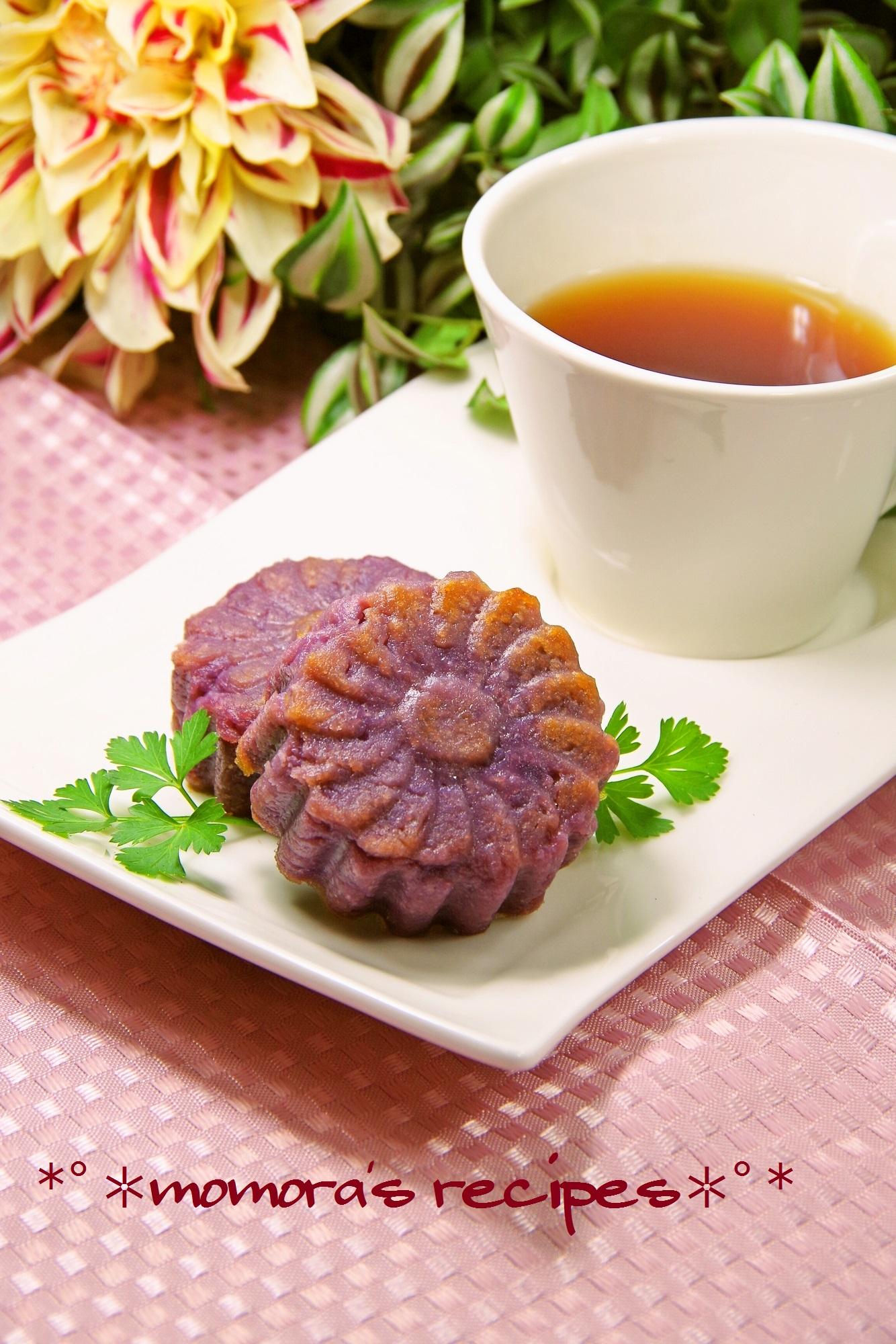 紫芋スイートポテト2