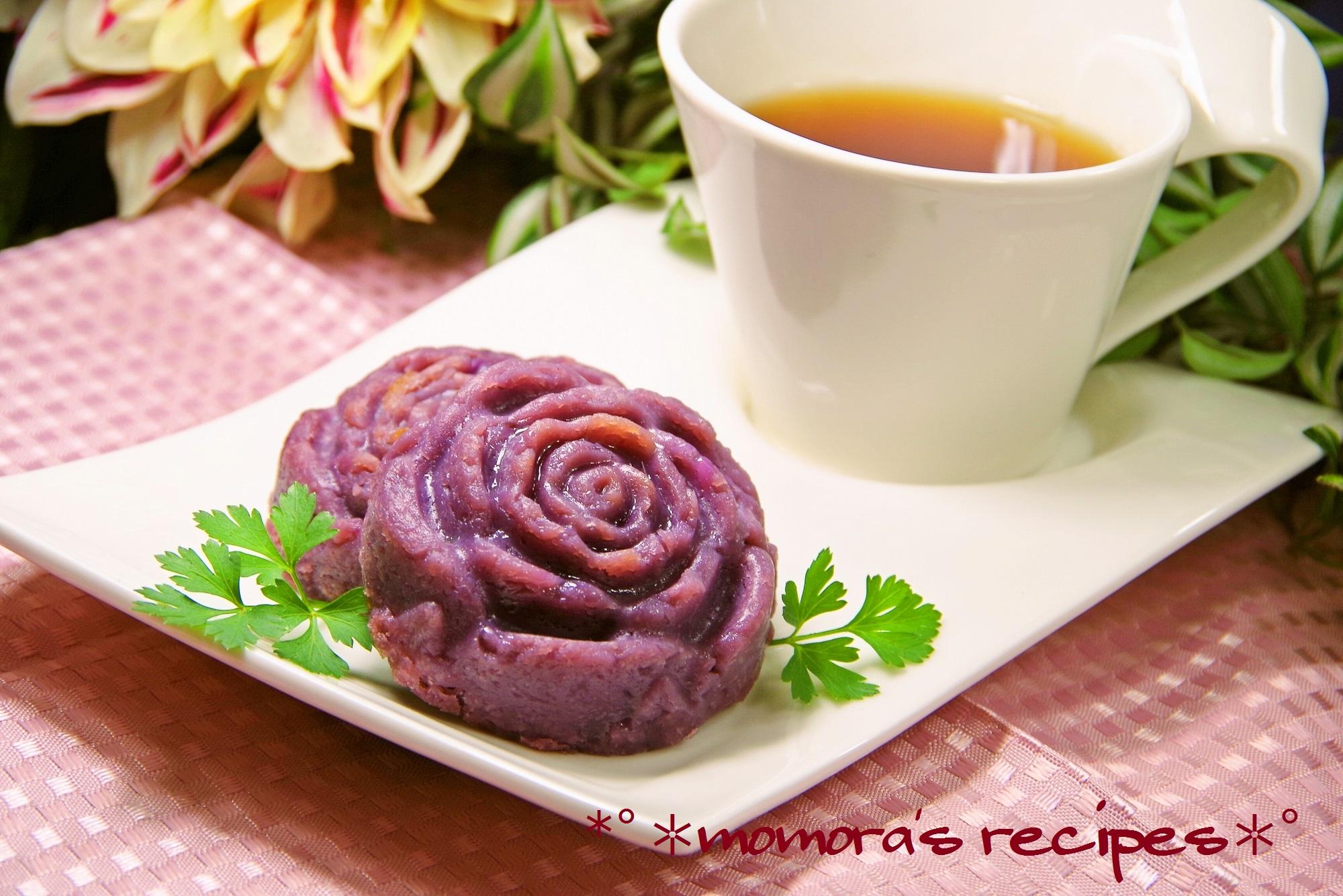 紫芋スイートポテト1