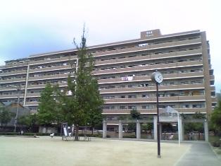 ダイアパレス吹田パークコート5番館 1870万