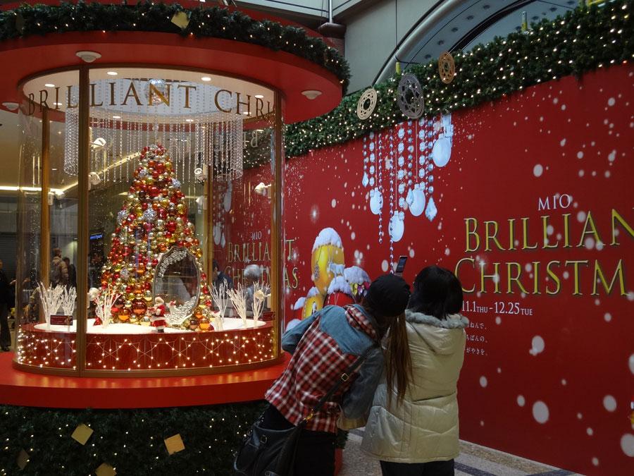 DSC01723天王寺クリスマス飾り