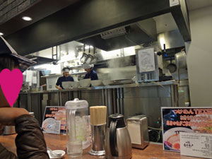 つけ麺お店
