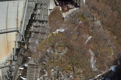 かわじダム階段2