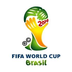 ワールドカップブラジル大会ロゴ