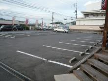 希望軒-駐車場