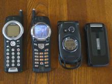G-SHOCK携帯 4代目