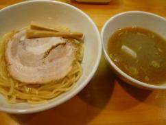 烏城-つけ麺(並)