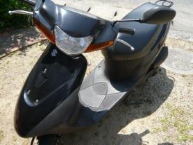 原付バイクスクーターレッツ2(Let's 2 CA1PA)