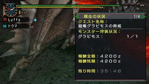 鎧竜グラビモスの脅威