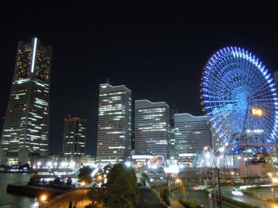夜の桜木町1