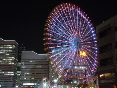 夜の桜木町2