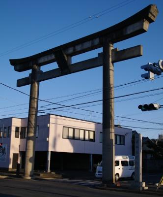 昔はここに草薙神社があったらしい