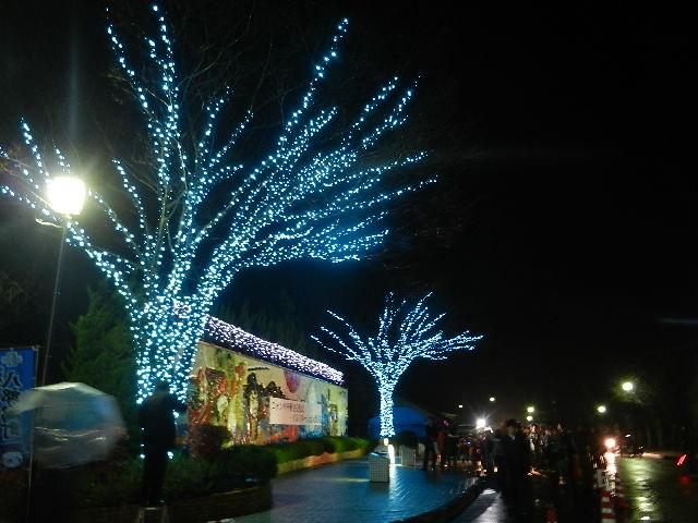 町イルミ点灯式 059