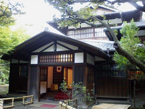 旧前田侯爵邸・和館