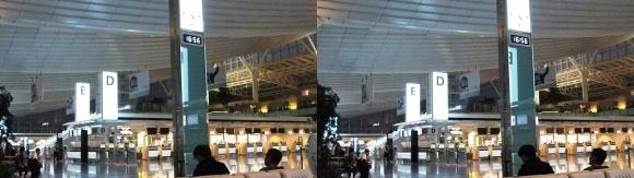 羽田空港⑦(平行法)