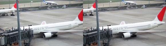 羽田空港④(交差法)