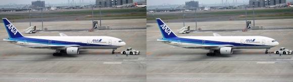 羽田空港③(平行法)