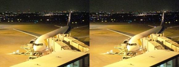 伊丹空港⑮(平行法)