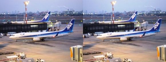 伊丹空港⑬(平行法)