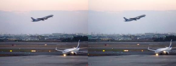 伊丹空港⑫(平行法)