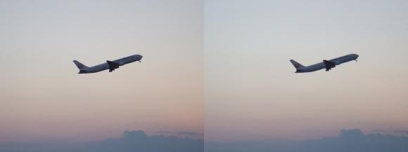 伊丹空港⑨(平行法)