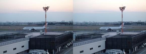 伊丹空港⑥(平行法)