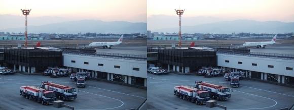 伊丹空港⑤(平行法)