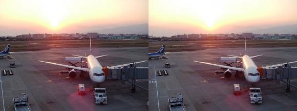 伊丹空港④(平行法)