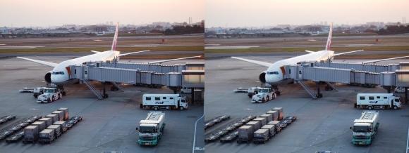 伊丹空港②(平行法)