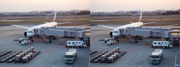 伊丹空港②(交差法)
