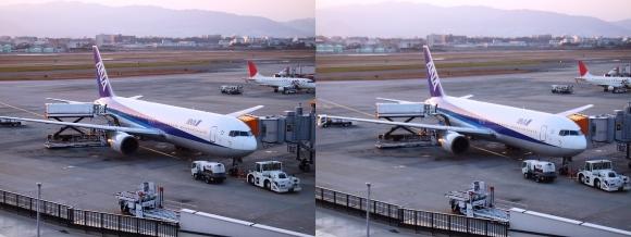 伊丹空港①(平行法)