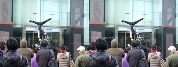 新梅田シティ ドイツクリスマスマーケット大阪2013⑦(平行法)