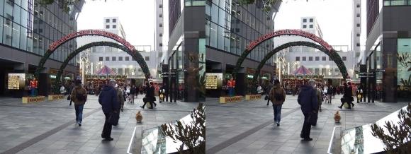 新梅田シティ ドイツクリスマスマーケット大阪2013①(交差法)