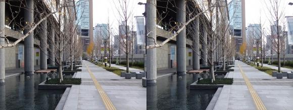 グランフロント大阪③(平行法)