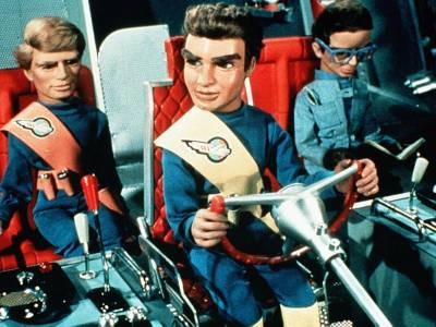 Brains in thunderbirds2