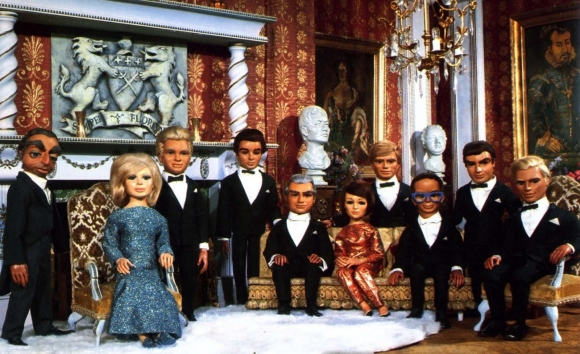 thunderbirds tracy family