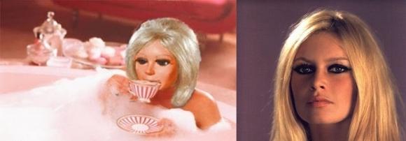 Lady Penelope Brigitte Bardot