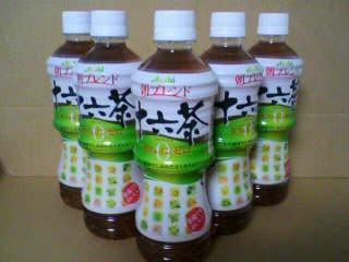 アサヒ飲料 十六茶