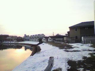 「恋ではなく」舞台訪問-川沿い(通学路)-