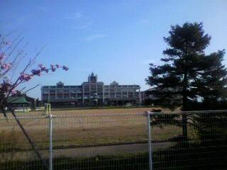 三川町立横山小学校