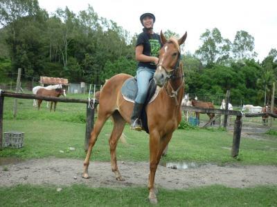 Calipso riding