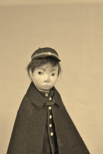 バンカラ人形・2