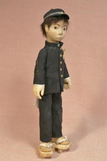 バンカラ人形・3