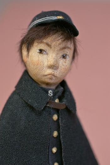 バンカラ人形・6