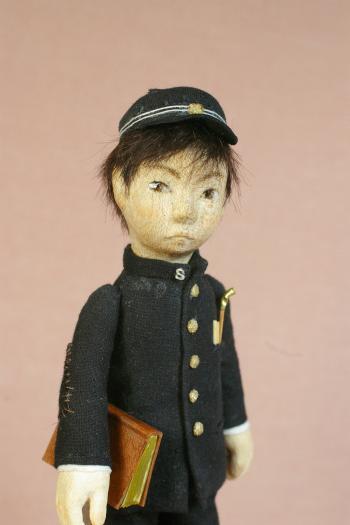 バンカラ人形・4