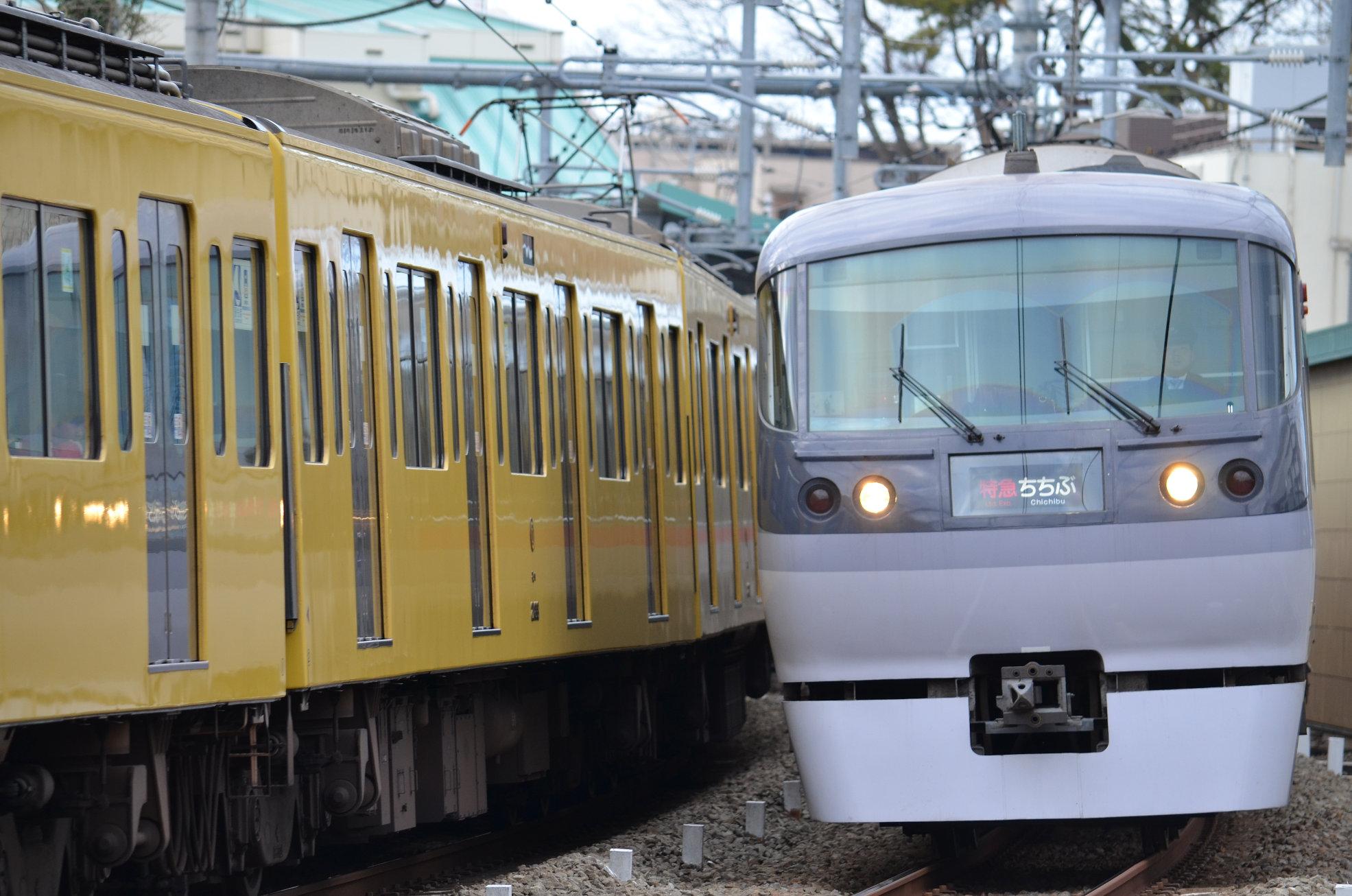 江古田~東長崎-140105