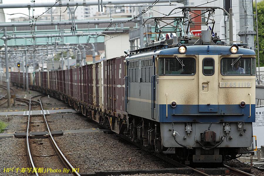 2078列車EF651119
